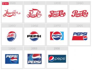 Pepsi Cola Rebrand